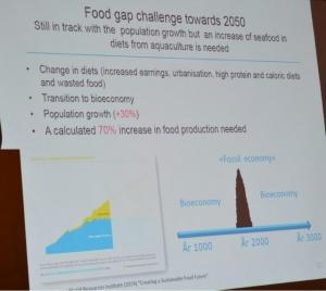 Food gap challenge