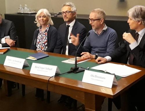 Fellessymposiet 2019 drøftet biologisk mangfold og bærekraft