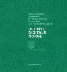 Det nye digitale Norge omslag
